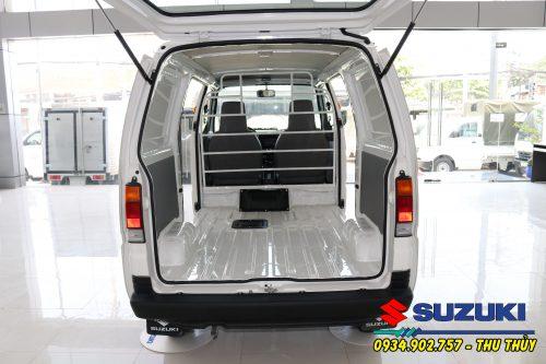 gia Suzuki Blind Van 2021
