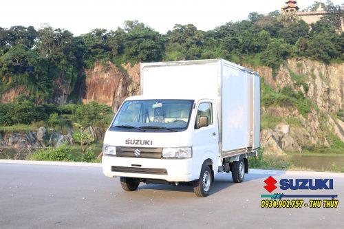 Suzuki Carry Pro 700Kg - 750Kg - Thùng Kín Dài