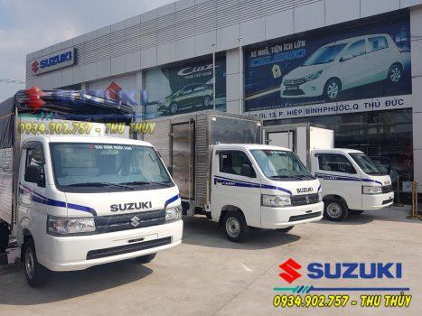 xe tải suzuki pro nhập khẩu 100% indonesia