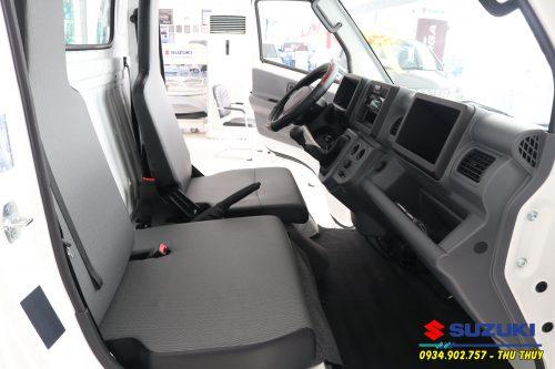Nội thất xe tải suzuki pro 750kg nhập khẩu