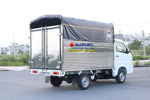 Xe tải Suzuki Super Carry pro thùng mui bạt