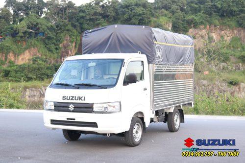 Suzuki Carry Pro khuyến mại lớn giao xe tận nhà